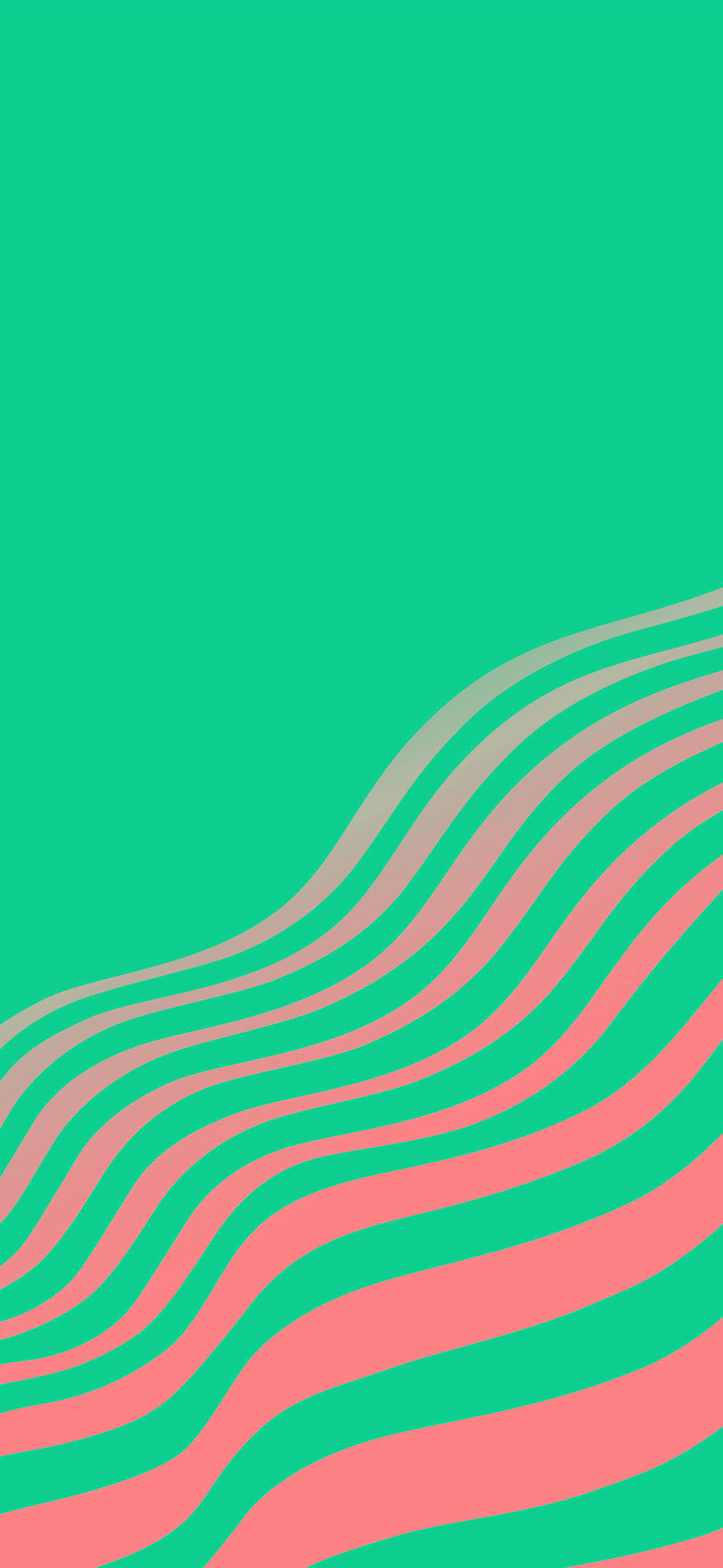 iPhoneXpapers.com-Apple-iPhone-wallpaper-vu24-line-simple-minimal-curve-pattern-green