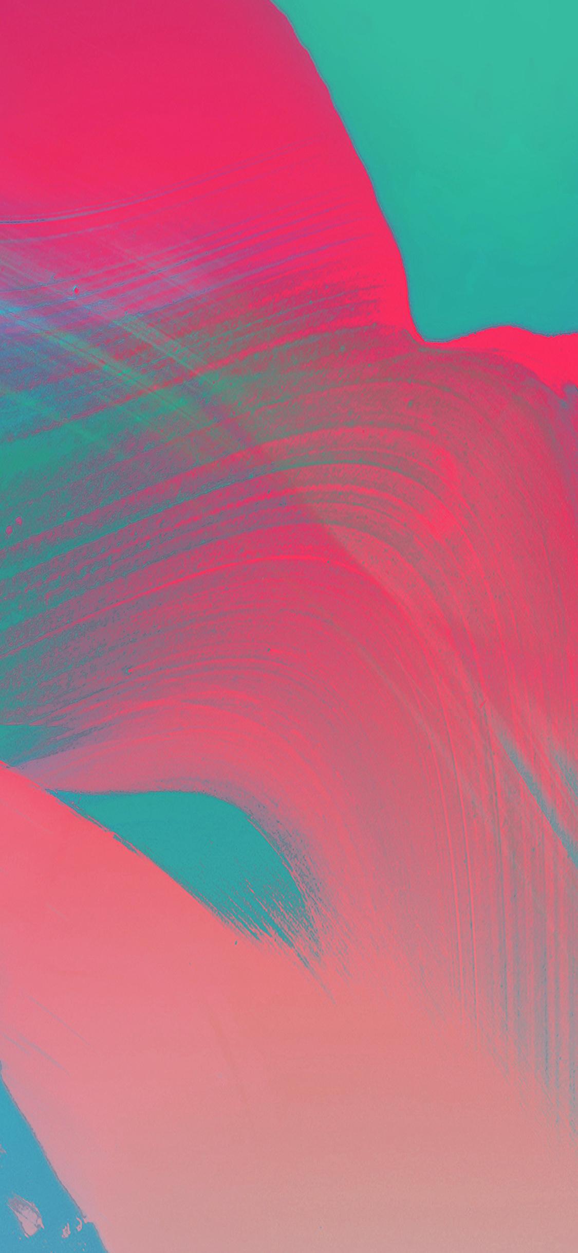 iPhonexpapers.com-Apple-iPhone-wallpaper-vu47-xperia-paint-art-green-red-pattern