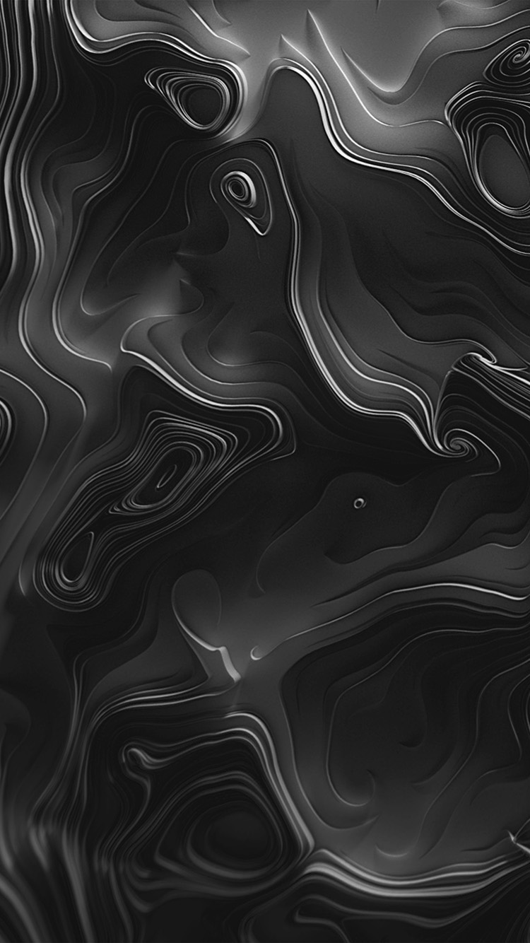 iPhonepapers.com-Apple-iPhone-wallpaper-vv24-map-curves-dark-pattern-background-bw