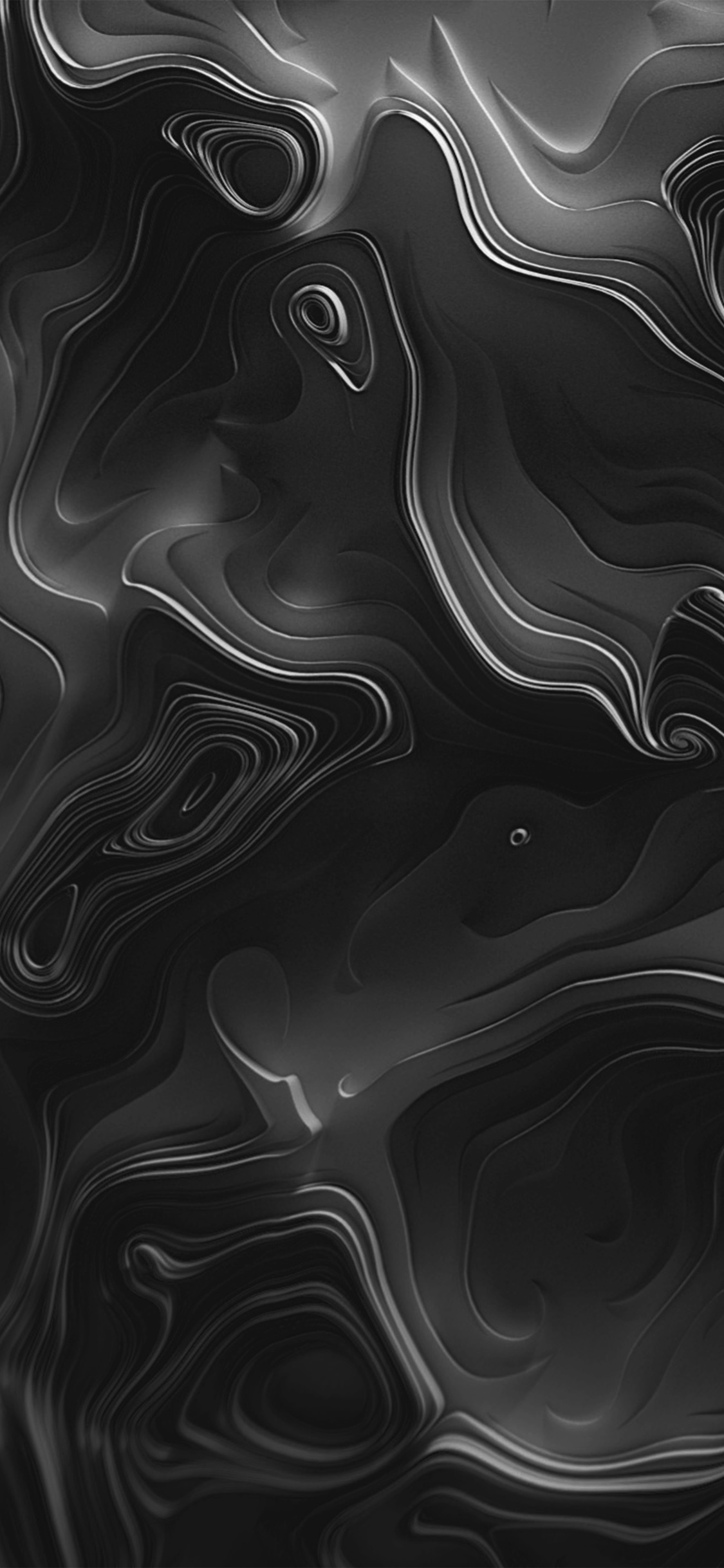 iPhonexpapers.com-Apple-iPhone-wallpaper-vv24-map-curves-dark-pattern-background-bw