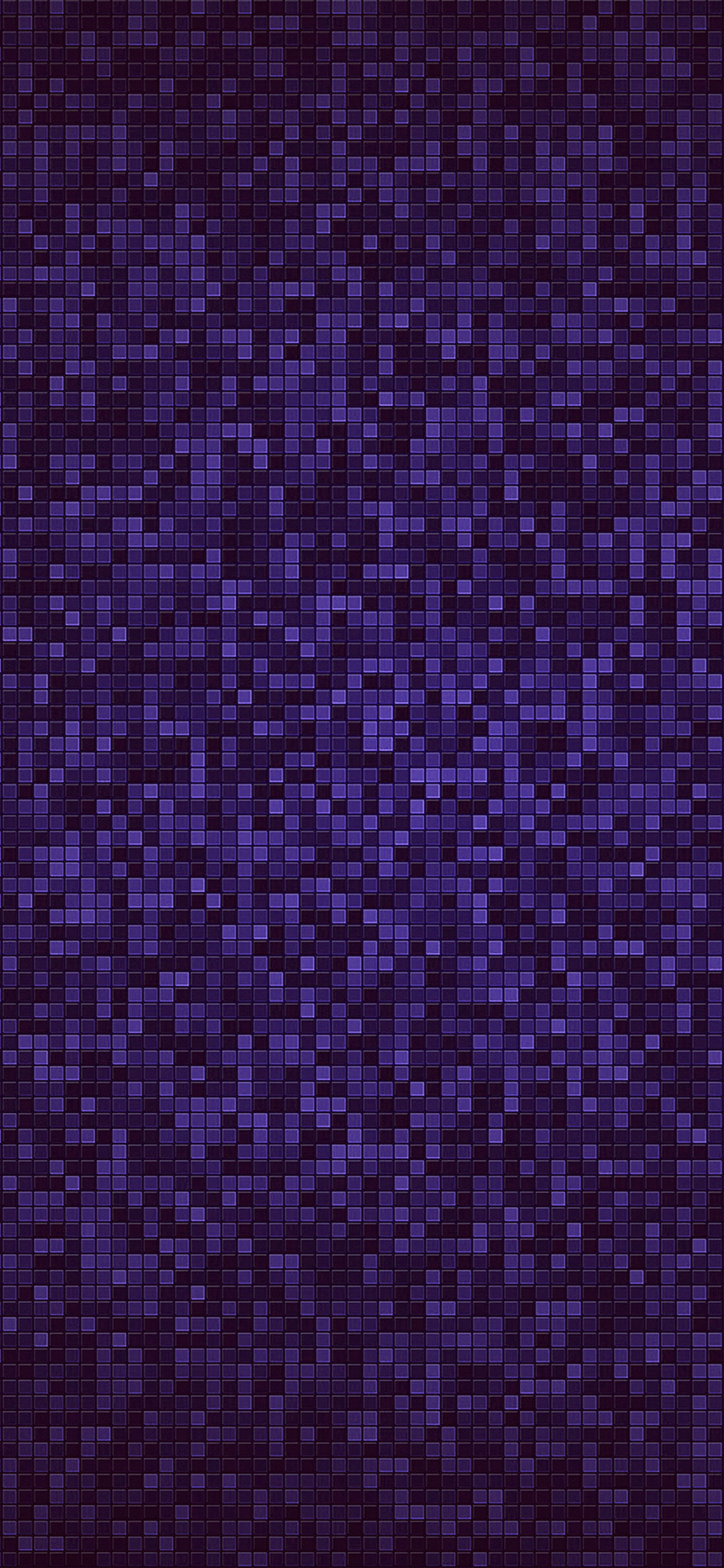 Papers Co Iphone Wallpaper Vv27 Grid Purple Mosaic