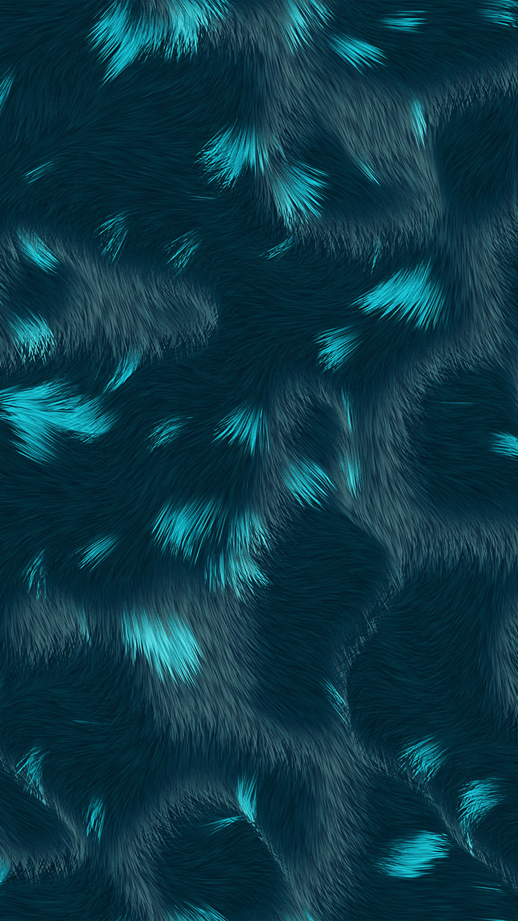 iPhone7papers.com-Apple-iPhone7-iphone7plus-wallpaper-vv55-texture-fur-blue-pattern-background