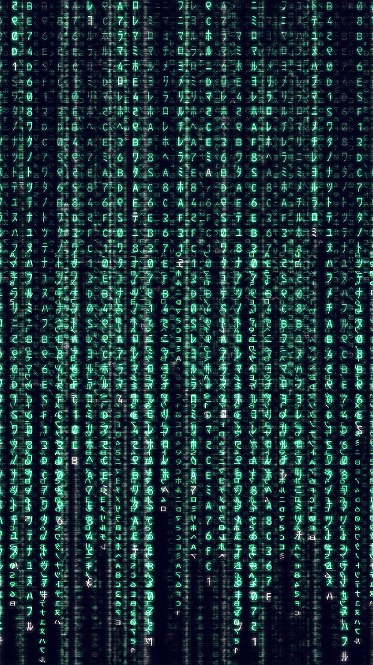 iPhonepapers.com-Apple-iPhone-wallpaper-vv59-matrix-texture-film-pattern-background-blue