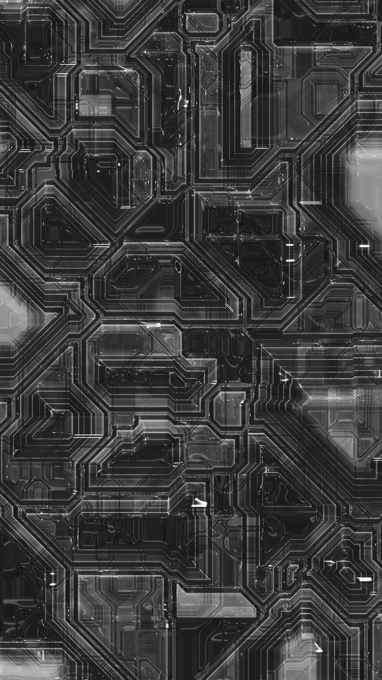 iPhone7papers.com-Apple-iPhone7-iphone7plus-wallpaper-vv65-electric-mother-board-pattern-background-bw-dark