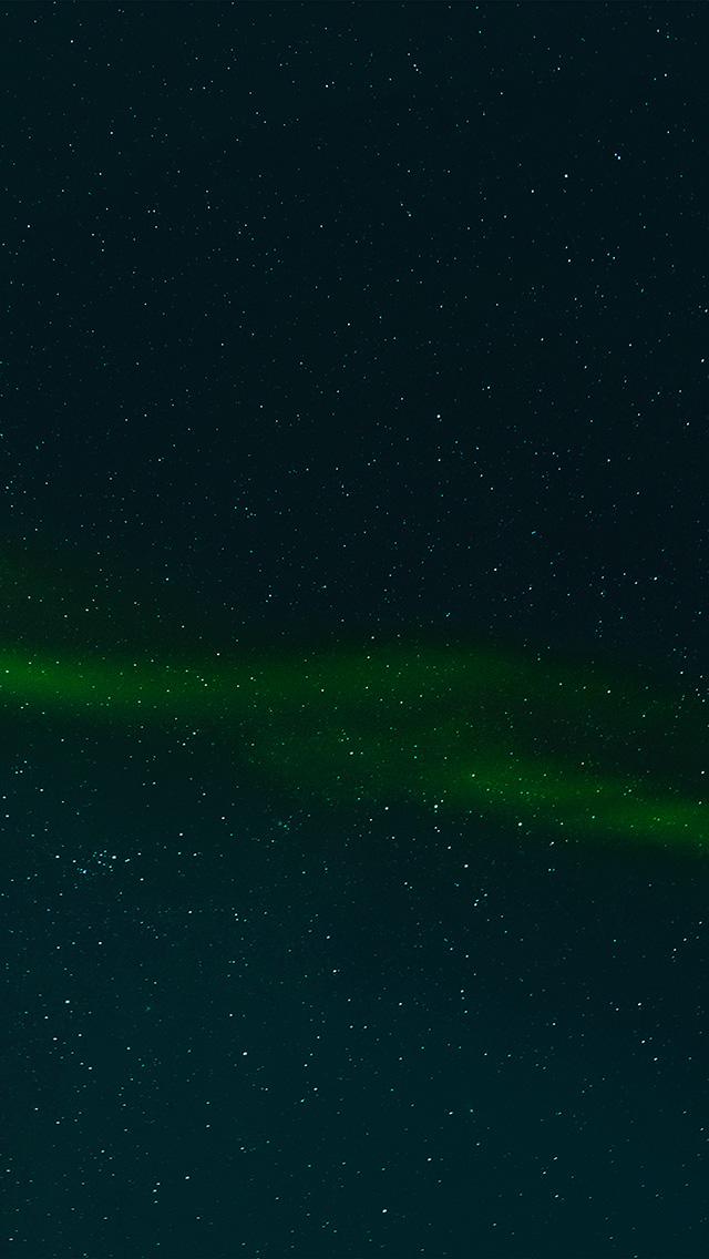 Vv86 Sky Dark Star Night Nature Pattern Background Blue Green Wallpaper