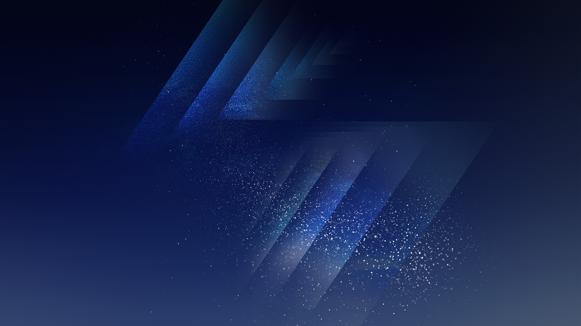 Vw07 Galaxy S8 Android Dark Star Pattern Background Wallpaper