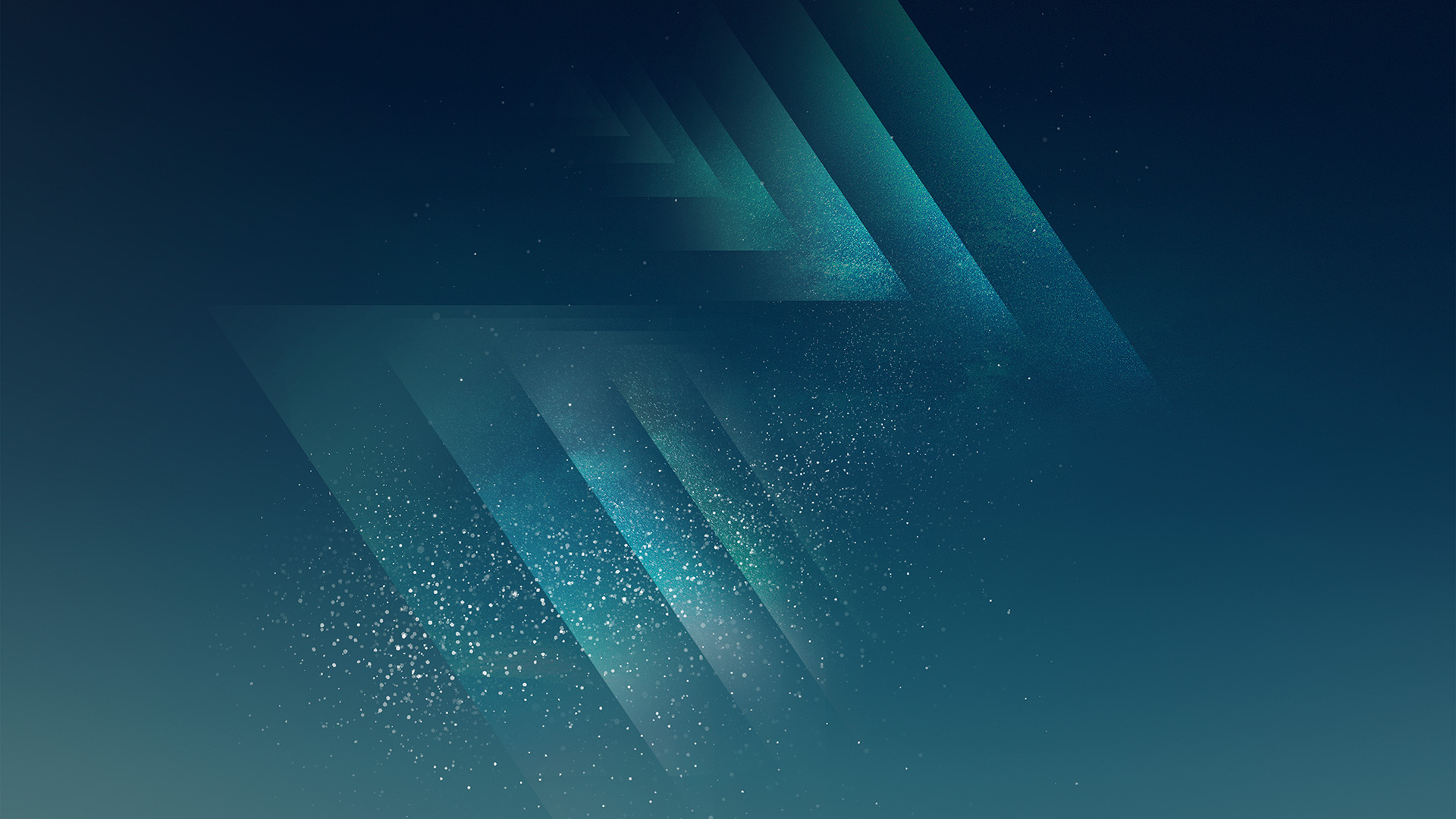 Vw08 Galaxy S8 Android Dark Blue Star Pattern Background