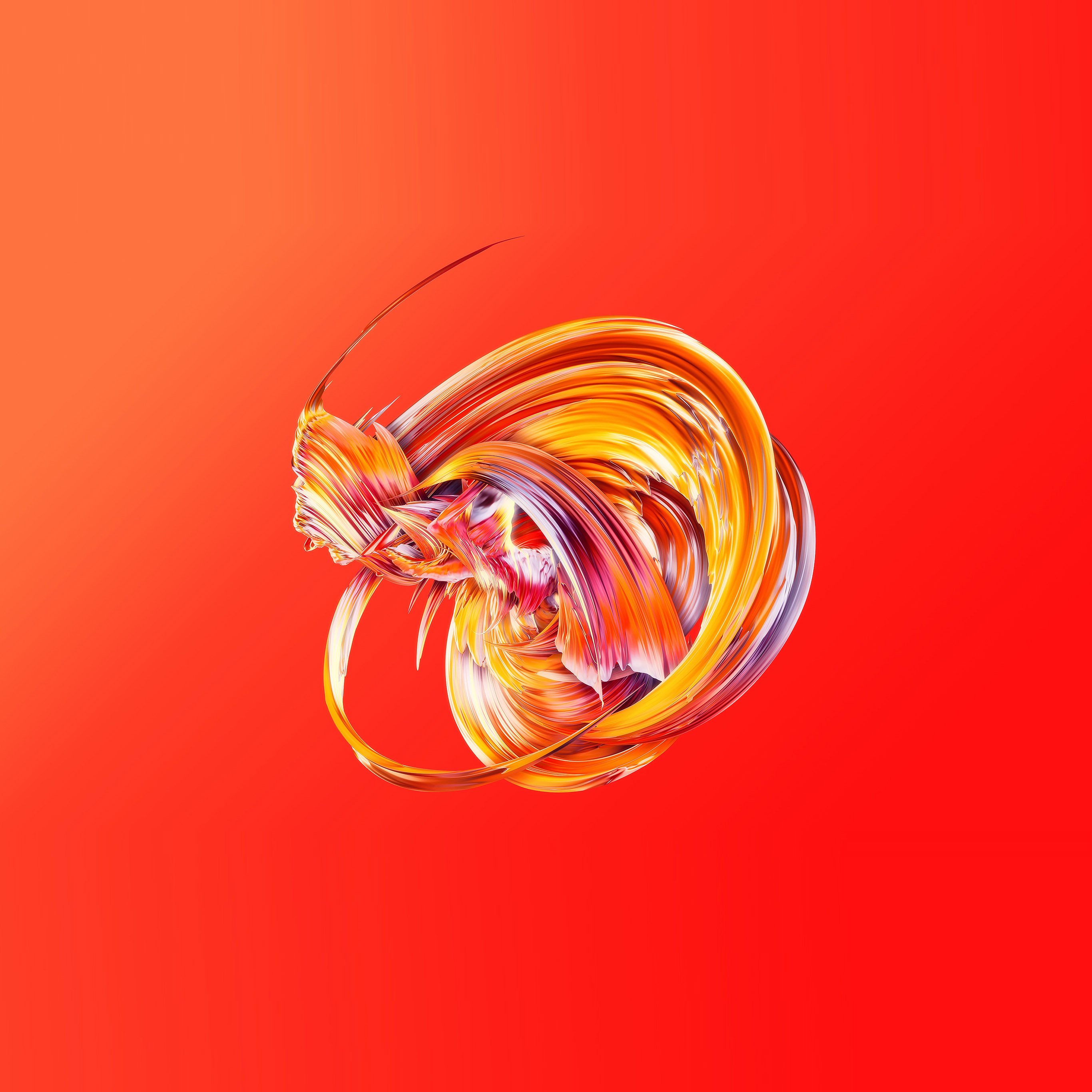 Vw20-orange-art-circle-red-abstract-pattern-background