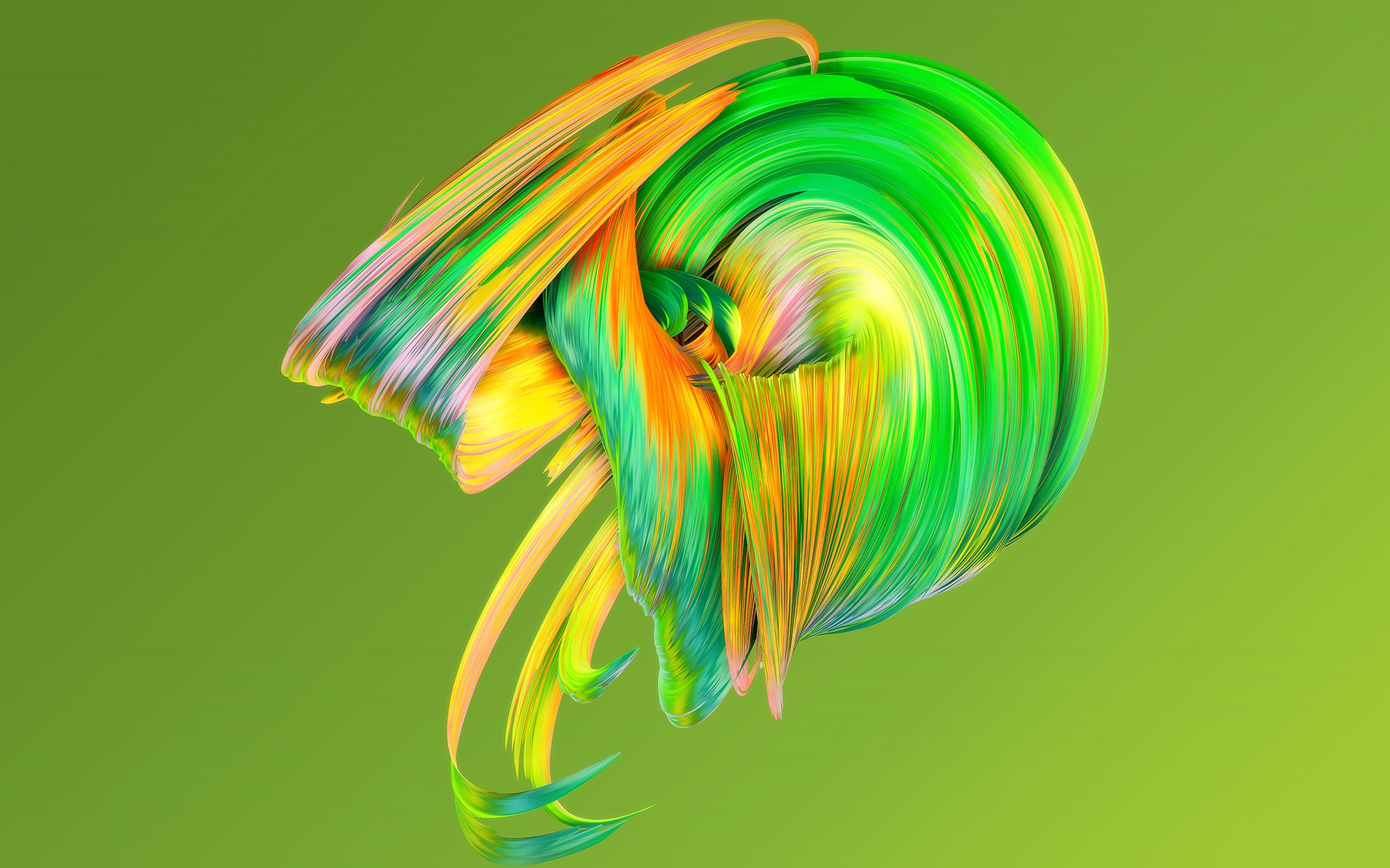 Sony Hd Wallpaper 74 Images: Vw74-abstract-digital-art-pattern-background-green-wallpaper