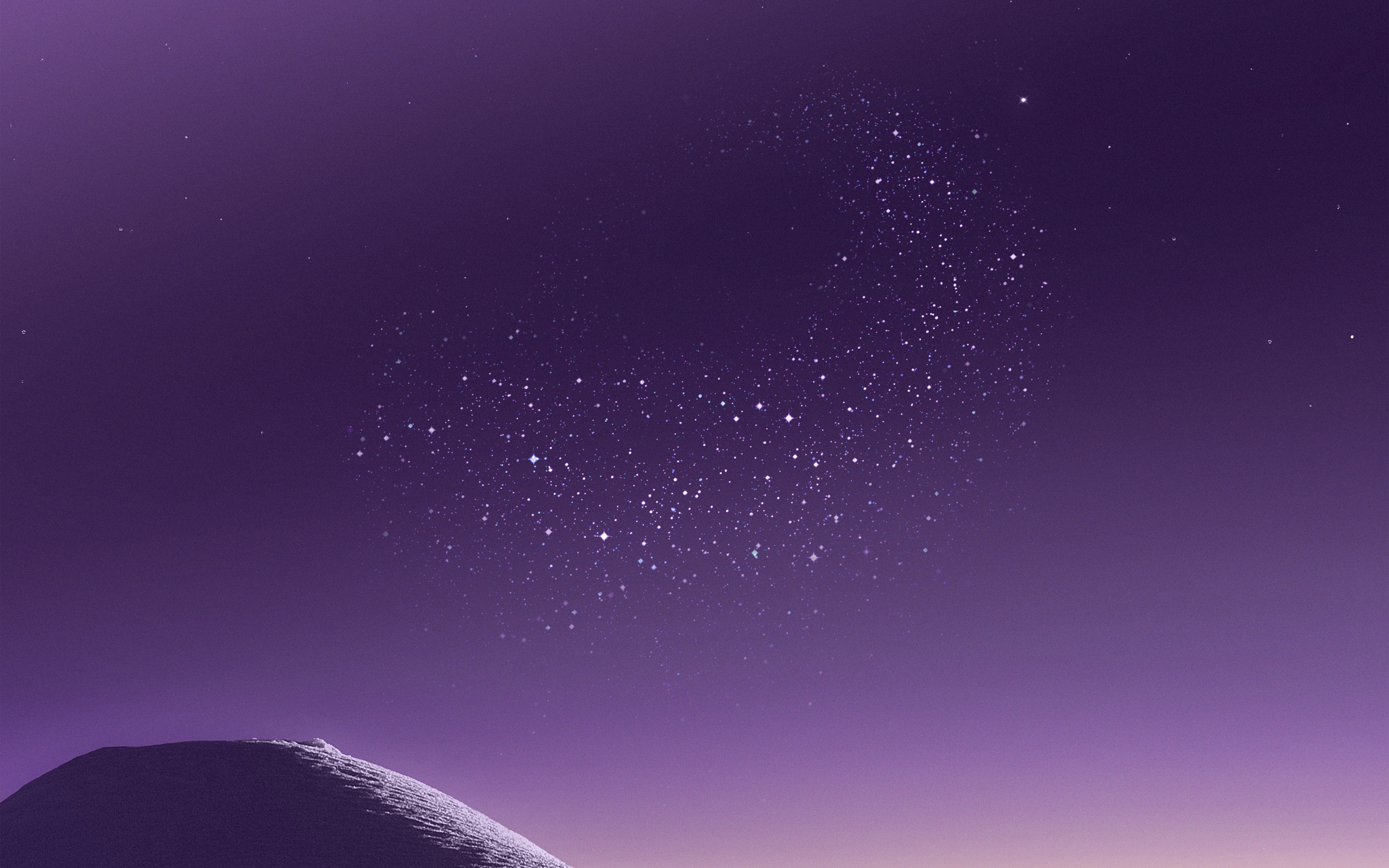 Vx20 Galaxy S8 Purple Pattern Background Wallpaper