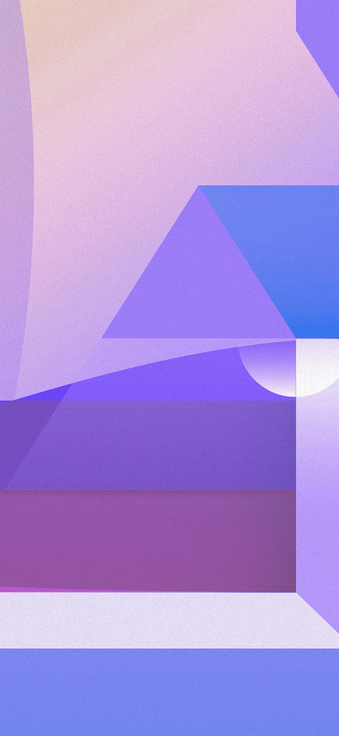 iPhonexpapers.com-Apple-iPhone-wallpaper-vx48-noise-simple-minimal-blue-soft-pastel-pattern-background