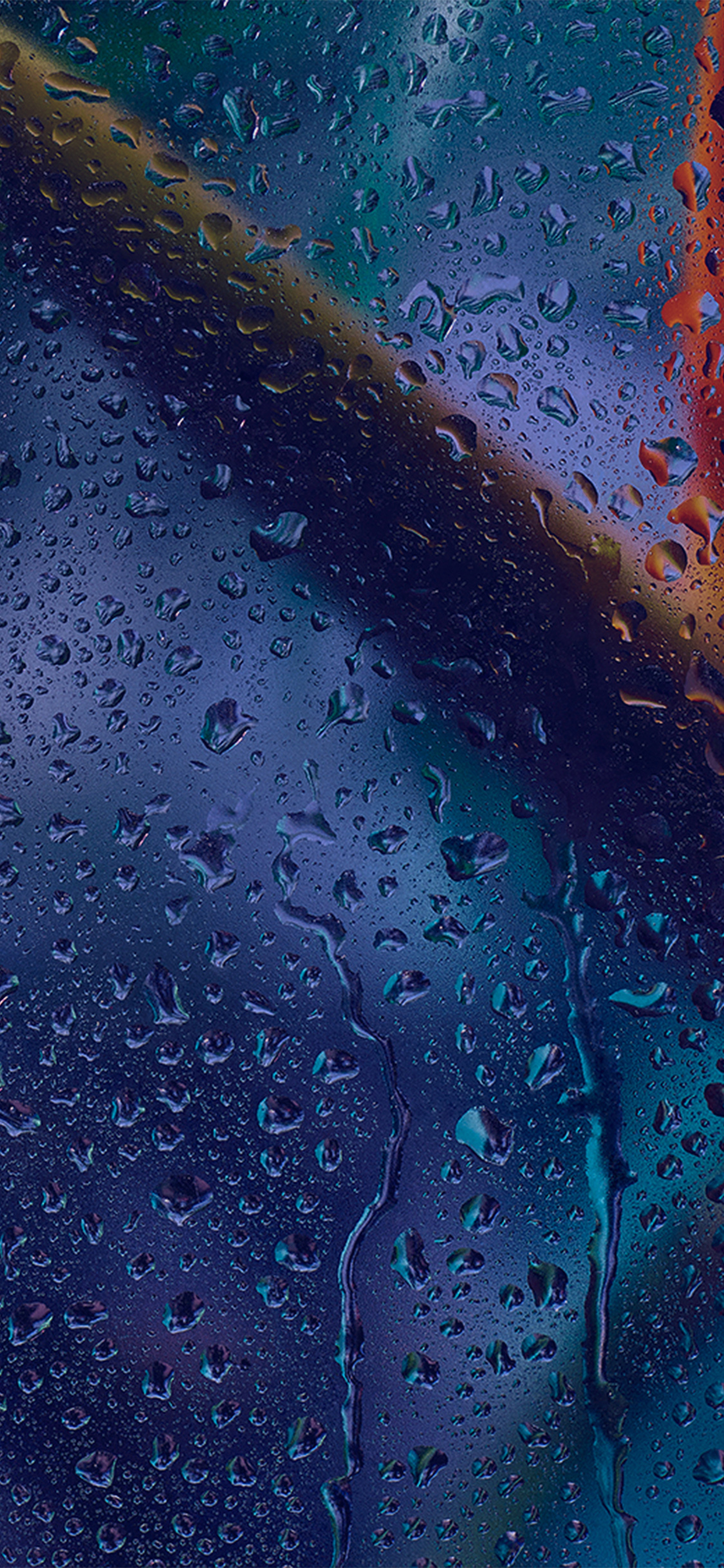 iPhonexpapers.com-Apple-iPhone-wallpaper-vx52-rain-blue-pattern-background-dark