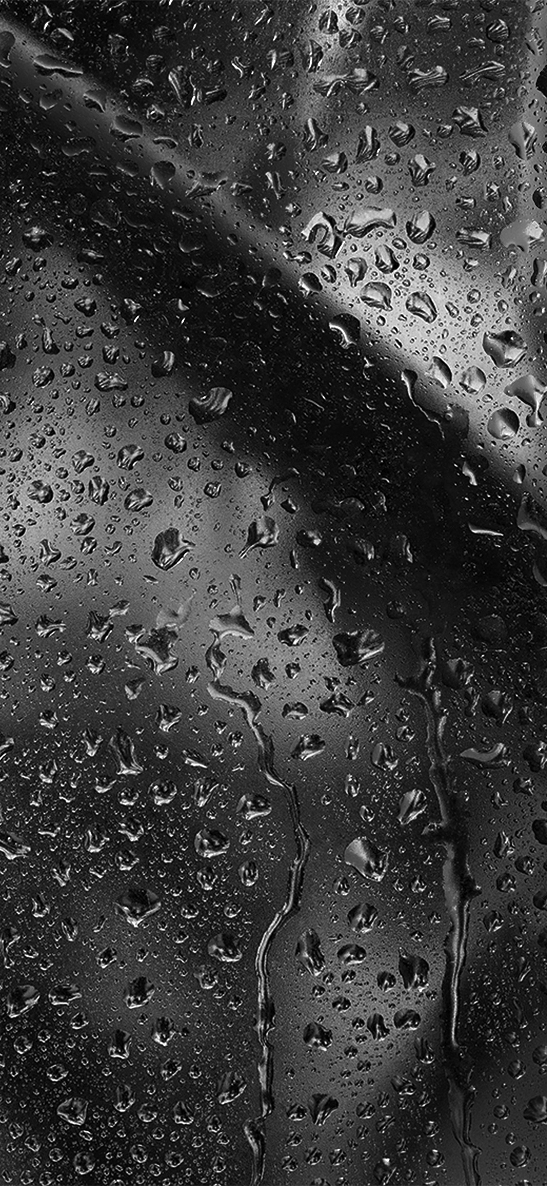 iPhonexpapers.com-Apple-iPhone-wallpaper-vx53-rain-bw-pattern-background-dark
