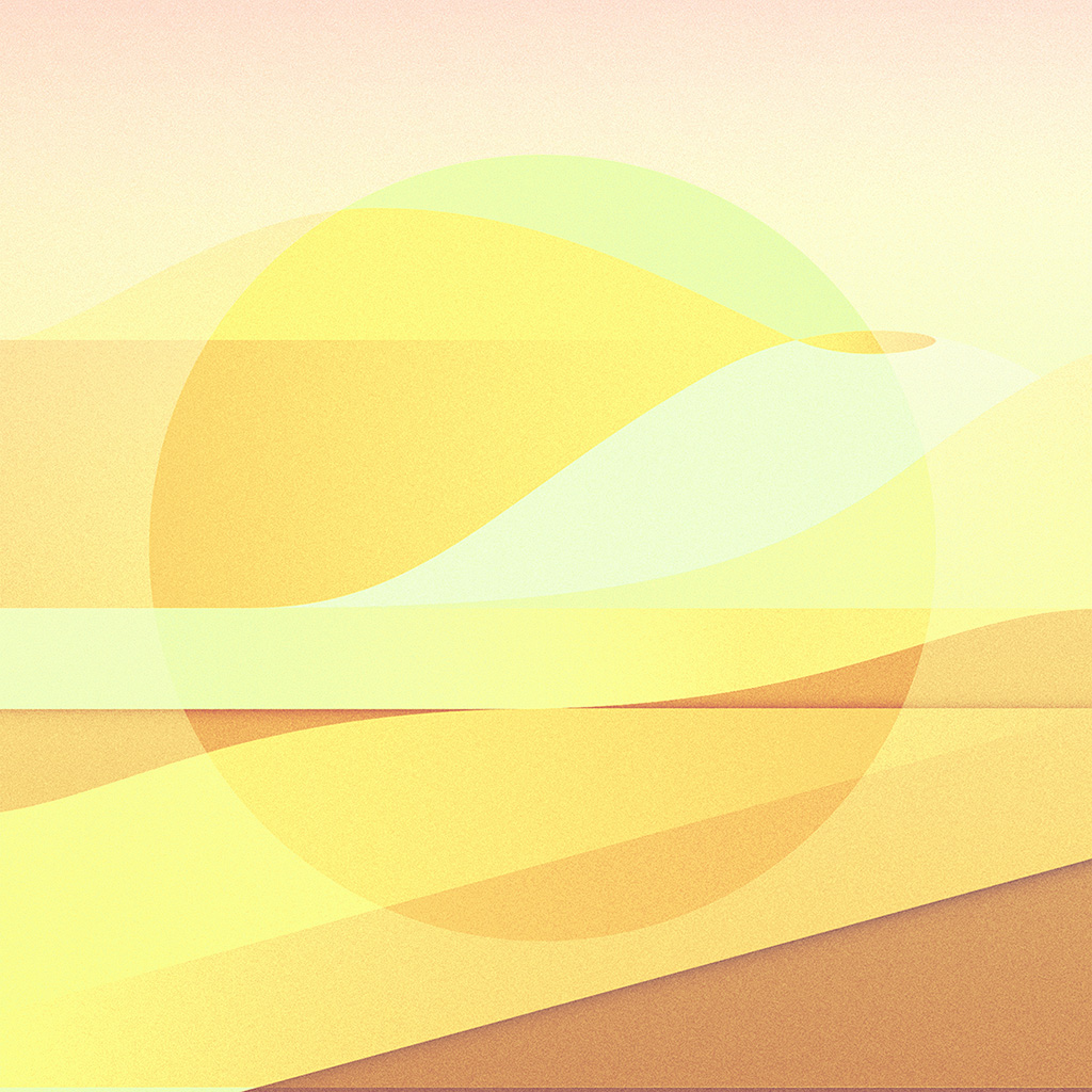 android-wallpaper-vx55-sun-rise-pattern-background-yellow-wallpaper