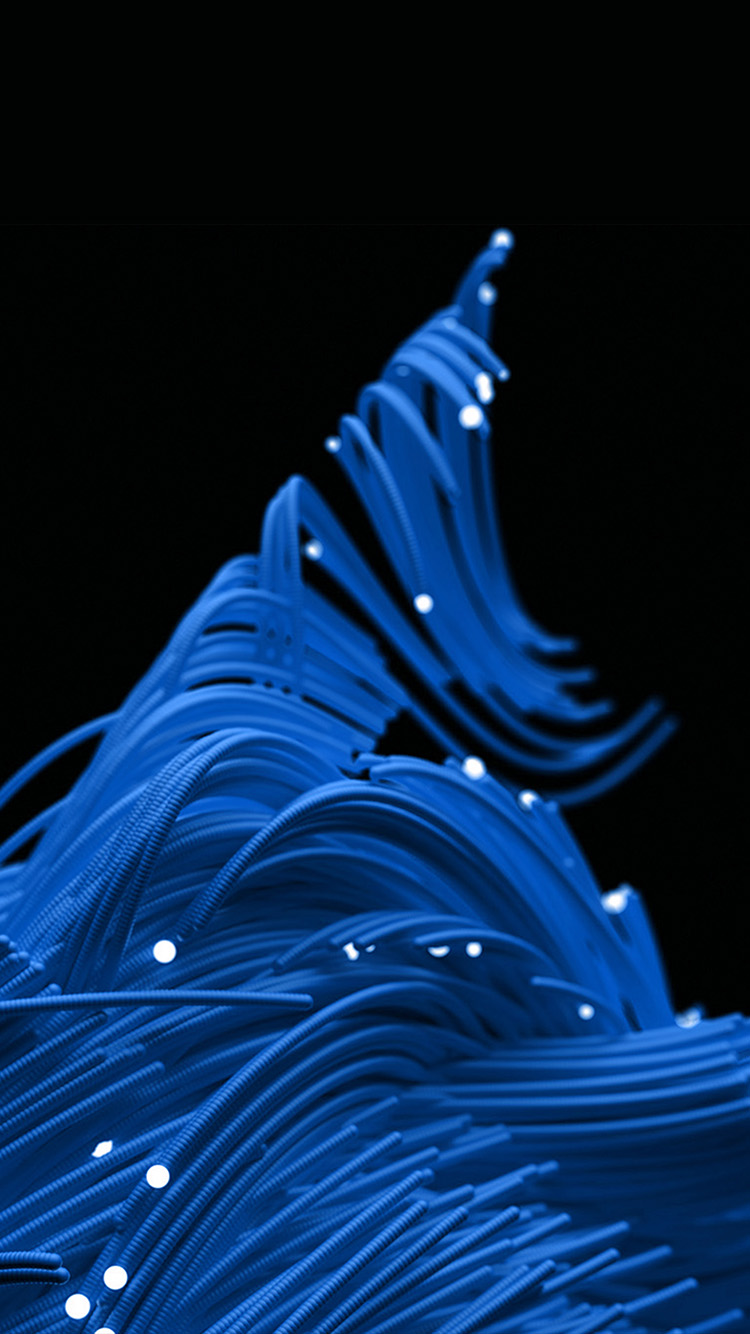 iPhonepapers.com-Apple-iPhone-wallpaper-vx66-abstract-digital-art-blue-pattern-background