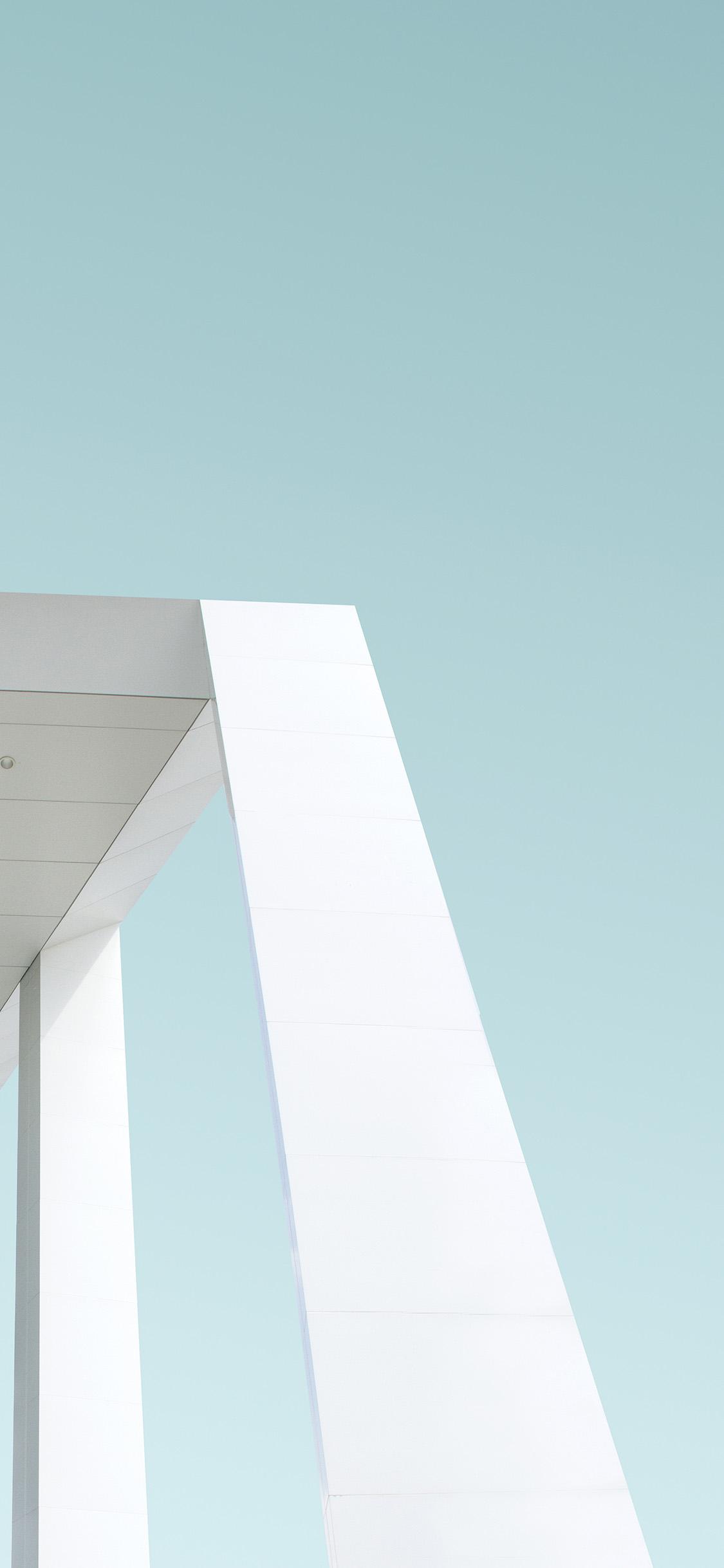 iPhoneXpapers.com-Apple-iPhone-wallpaper-vx94-simple-architecture-blue-pattern-background
