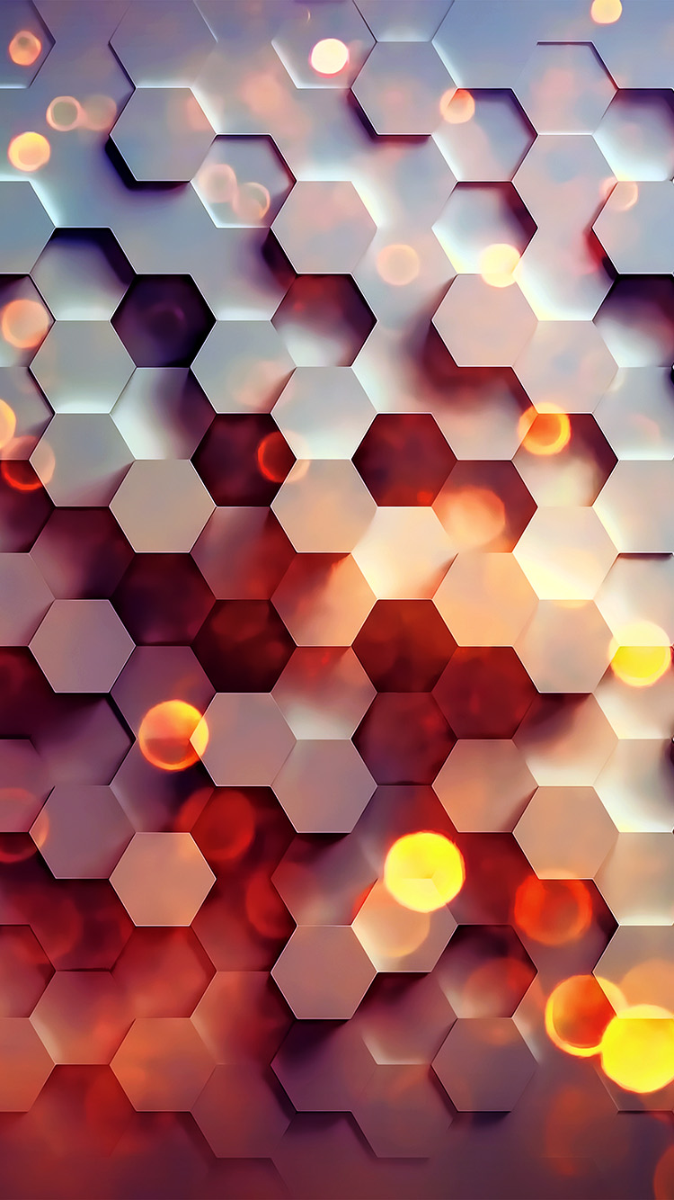 iPhone7papers.com-Apple-iPhone7-iphone7plus-wallpaper-vy41-honey-hexagon-digital-abstract-pattern-background-blue