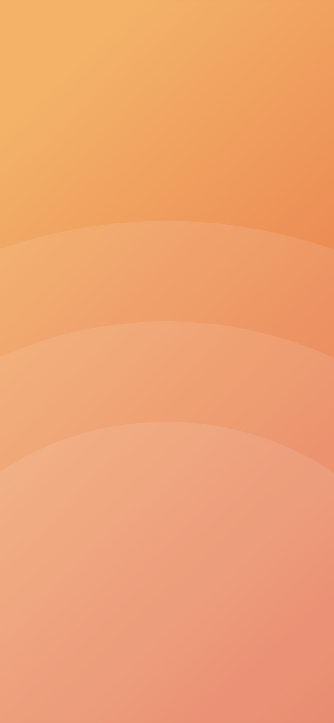 iPhonexpapers.com-Apple-iPhone-wallpaper-vy77-circle-orange-simple-minimal-pattern-background