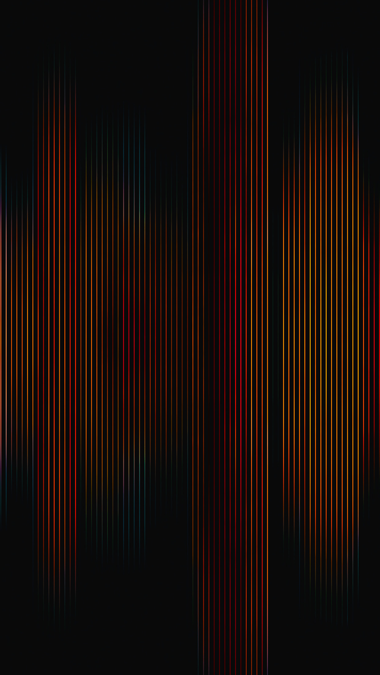 Papers Co Iphone Wallpaper Vy88 Line Art Dark City Pattern Background Red