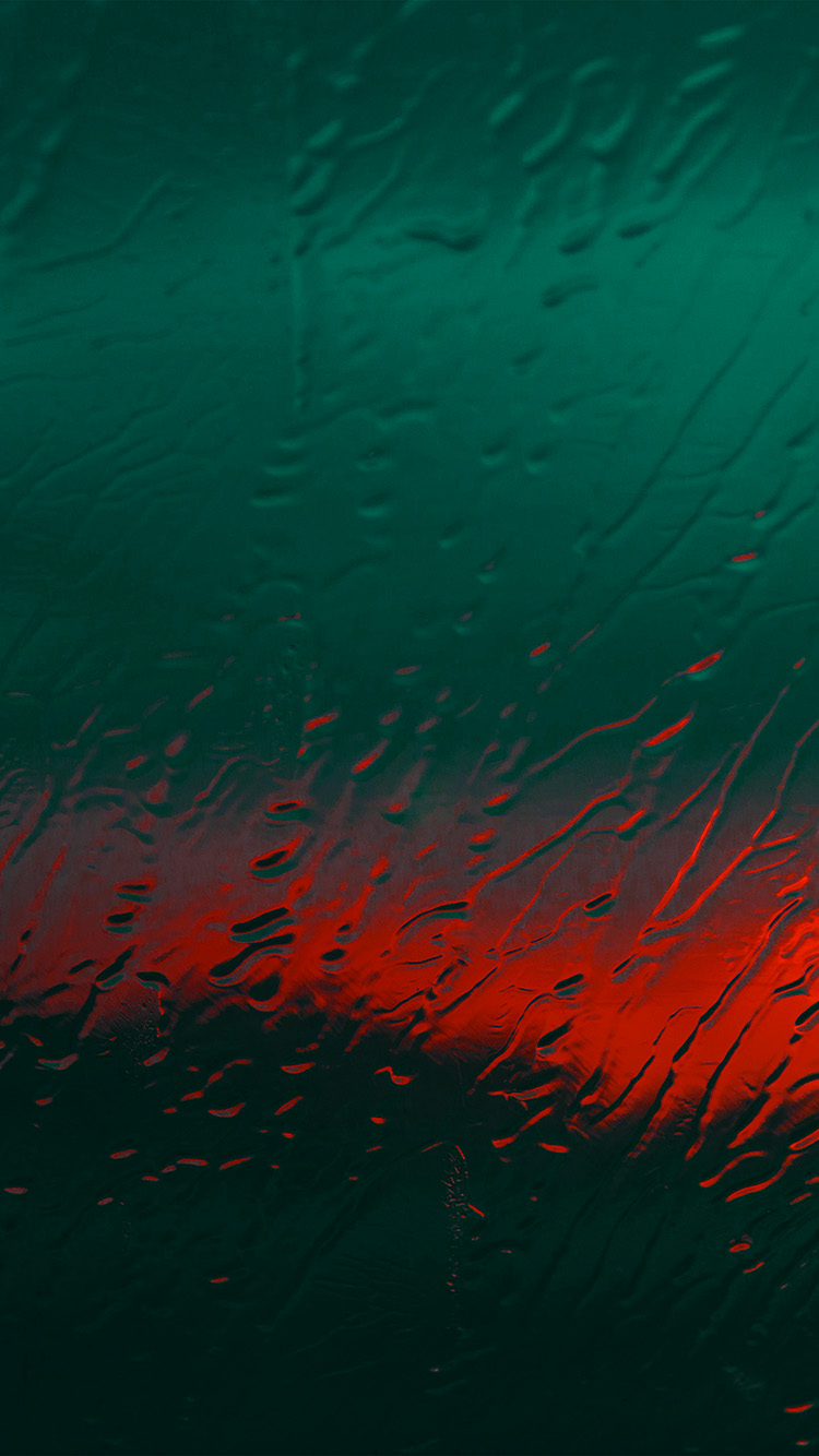 iPhone7papers.com-Apple-iPhone7-iphone7plus-wallpaper-vz17-raining-window-pattern-background-green