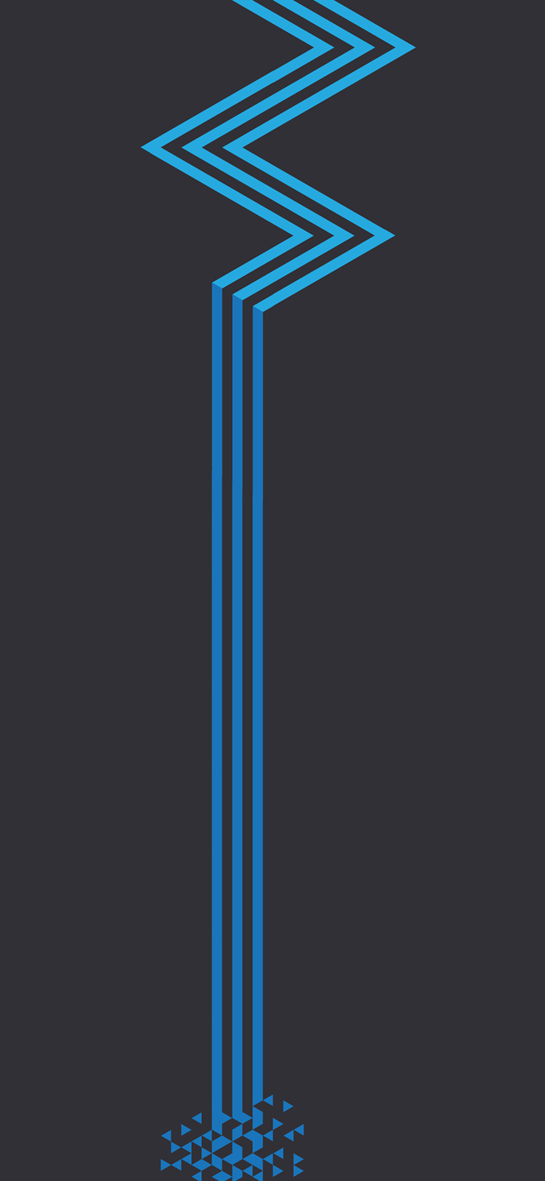 iPhonexpapers.com-Apple-iPhone-wallpaper-vz23-minimal-blue-dark-line-abstract-digital-pattern-background