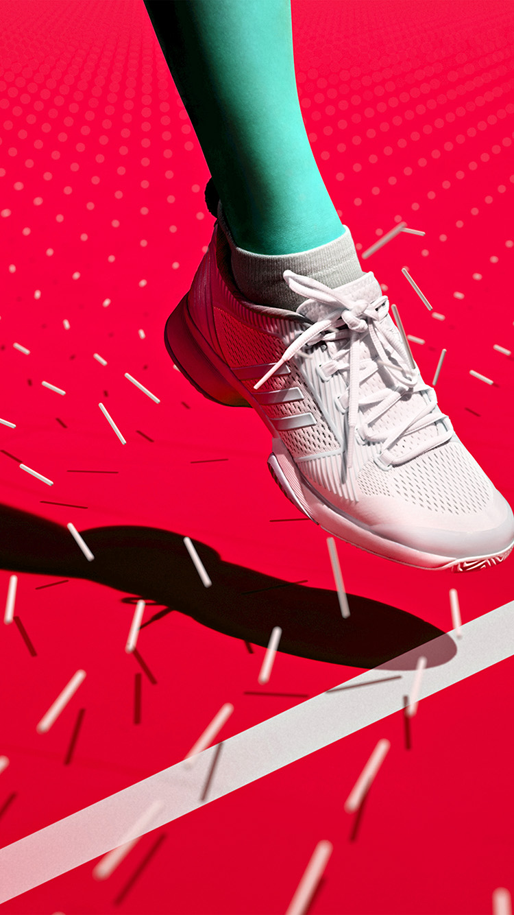 iPhone7papers.com-Apple-iPhone7-iphone7plus-wallpaper-vz31-tennis-court-red-line-foot-pattern-background