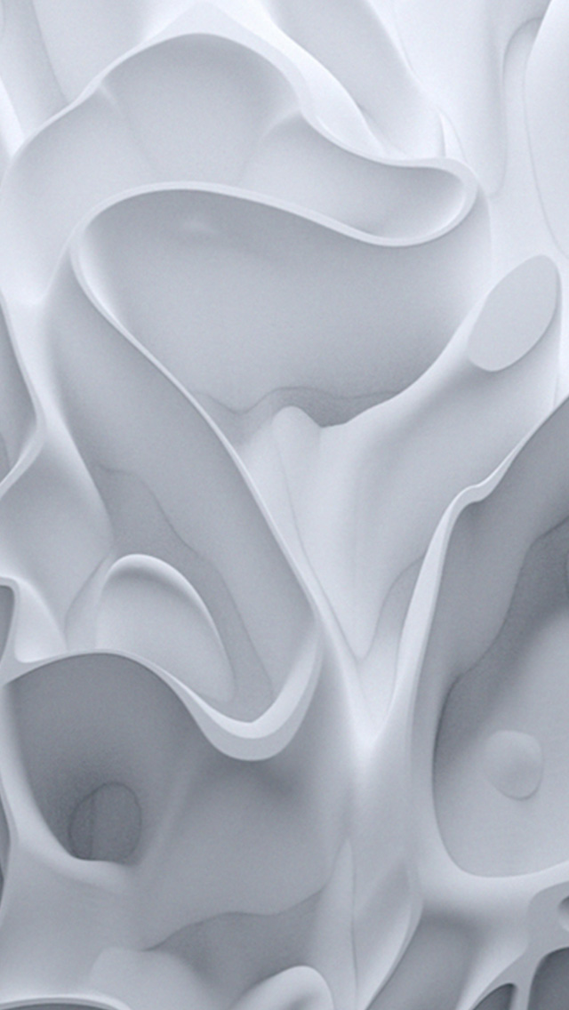 freeios8.com-iphone-4-5-6-plus-ipad-ios8-wa73-digital-abstract-wave-curve-art-white-pattern-background