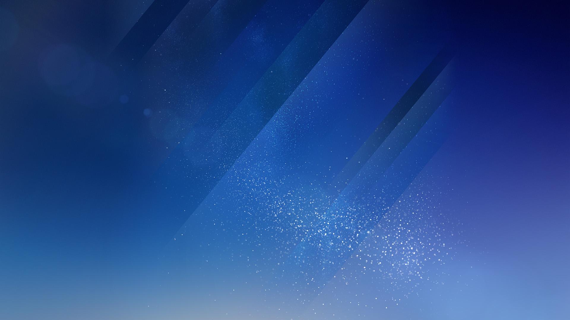 Wa76 Galaxy S8 Blue Pattern Background Samsung Wallpaper