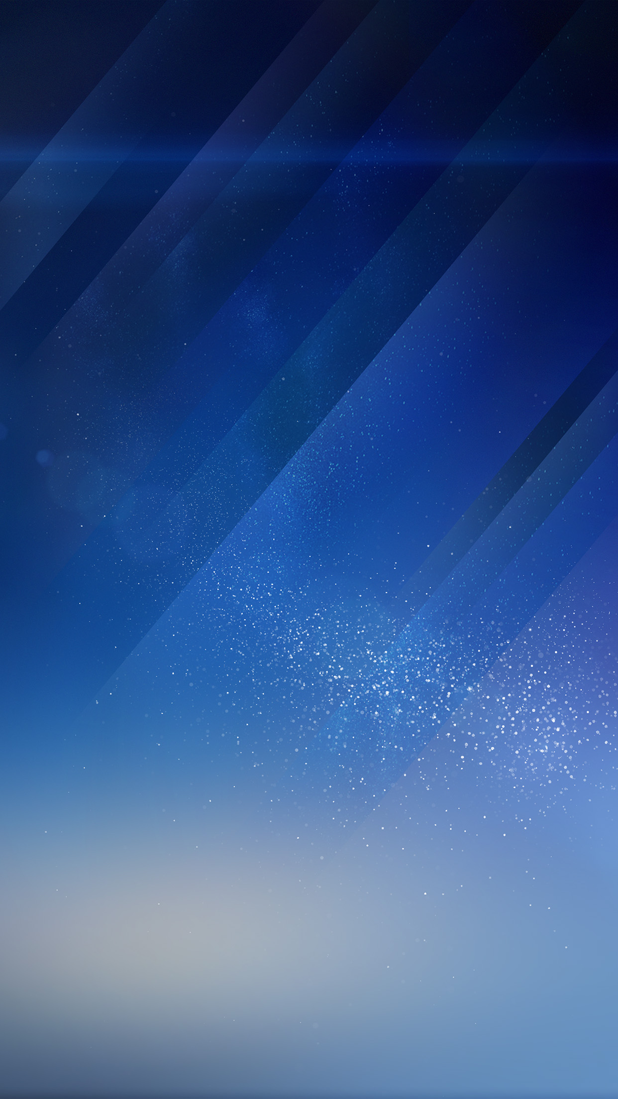 Wa76 Galaxy S8 Blue Pattern Background Samsung Wallpaper