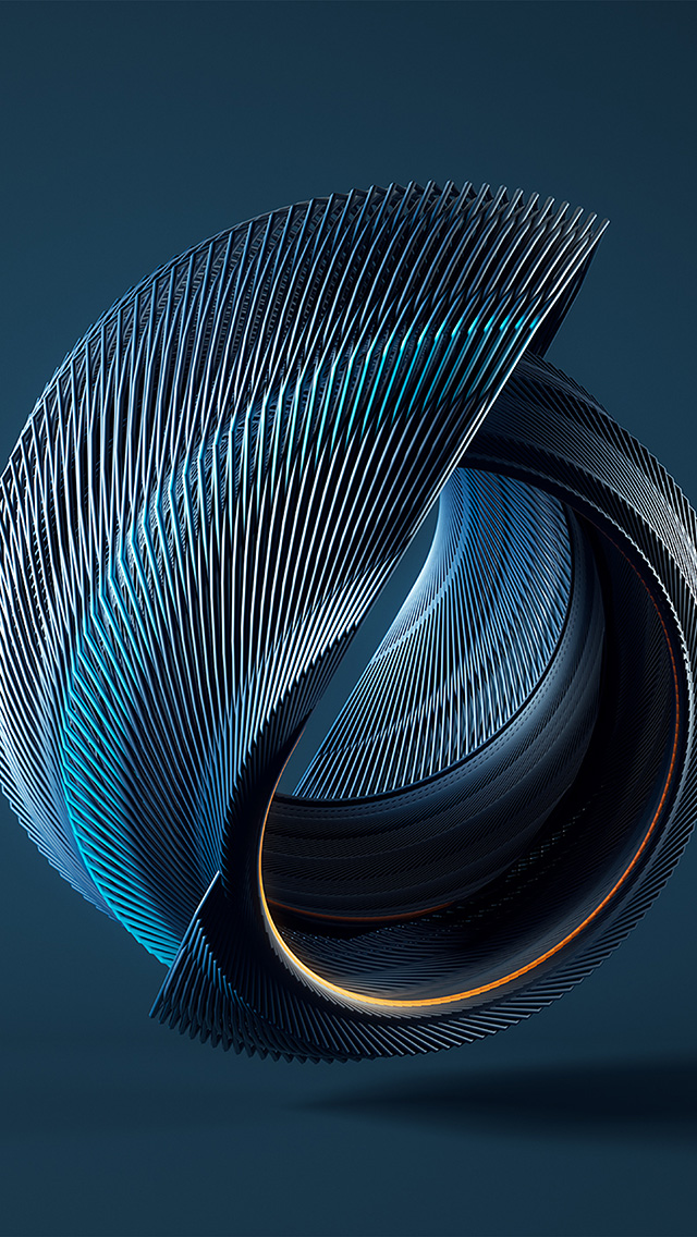 freeios8.com-iphone-4-5-6-plus-ipad-ios8-wa78-digital-circle-blue-pattern-background