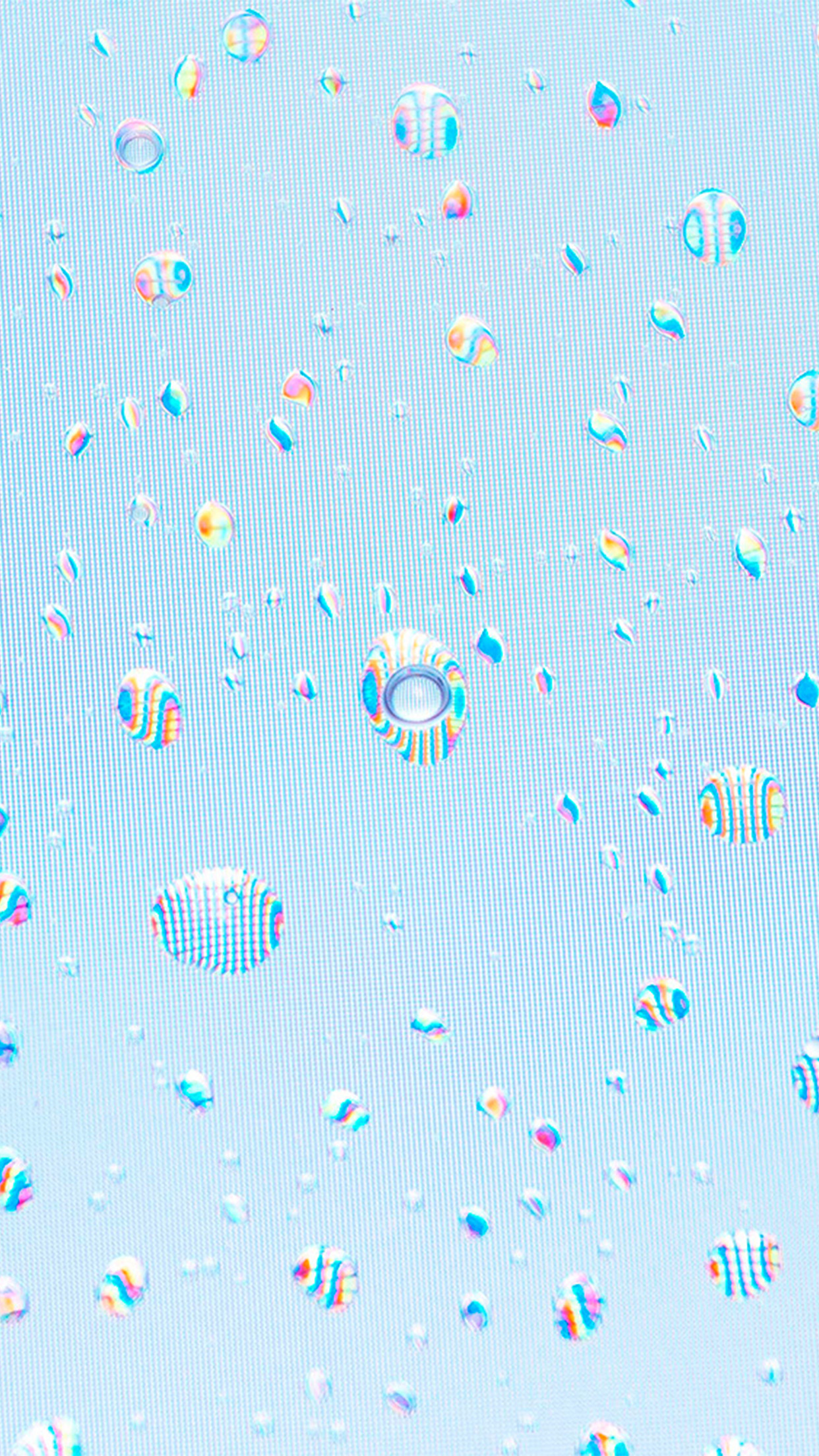 Wa94 Digital Rain Drop Light Pattern Background Wallpaper