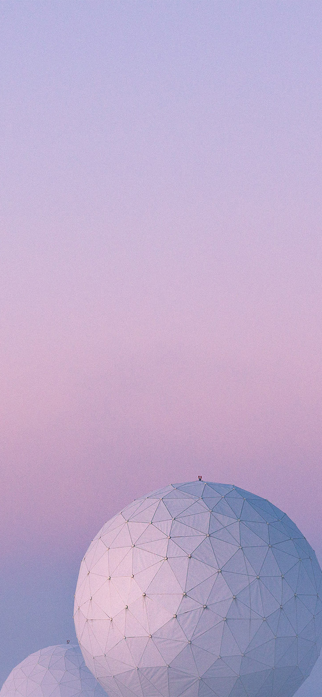 iPhonexpapers.com-Apple-iPhone-wallpaper-wb00-simple-sky-round-pink-gradation-pattern-background