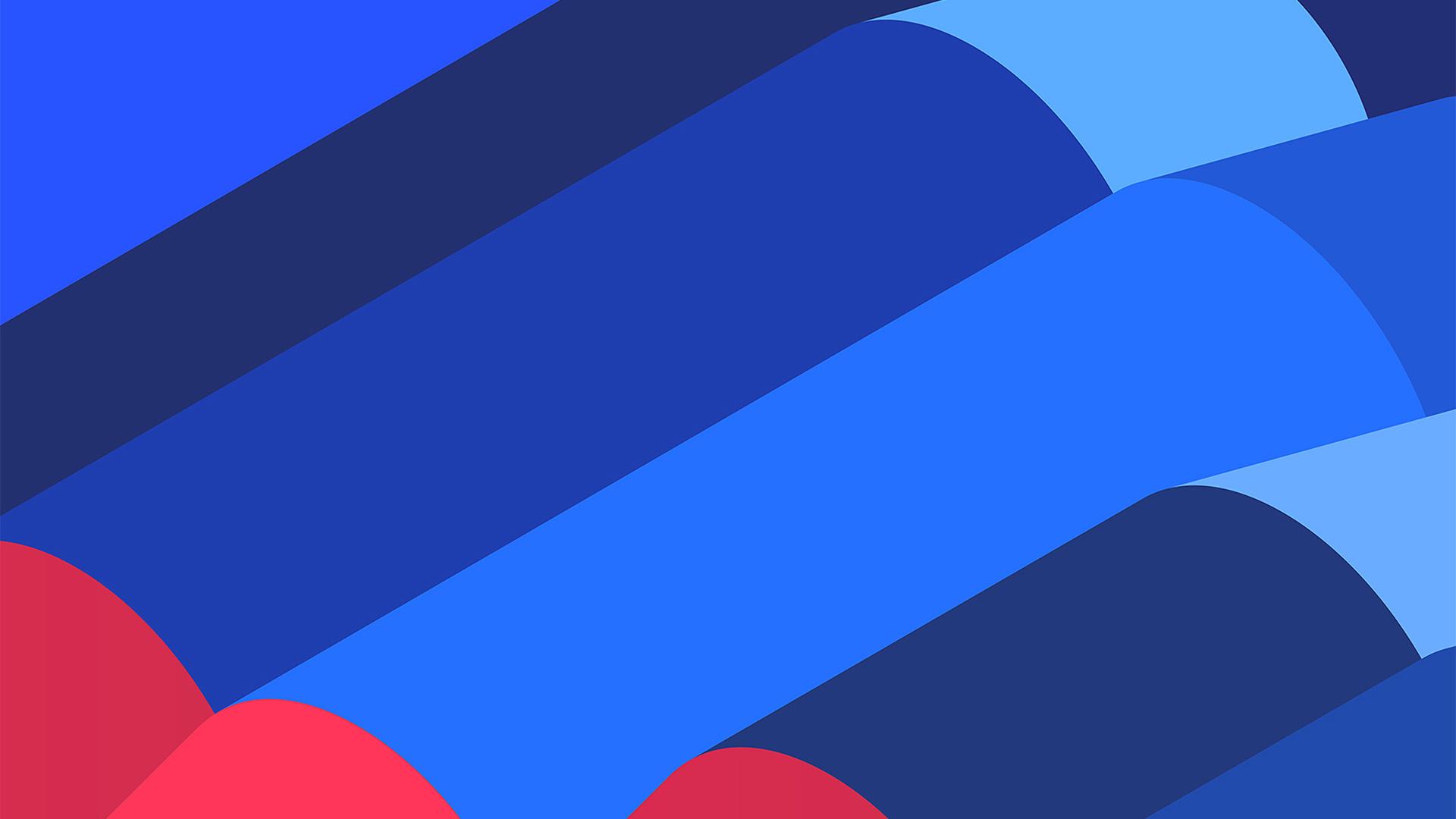 Wallpaper For Desktop Laptop Wb84 Simple Blue Pattern Background