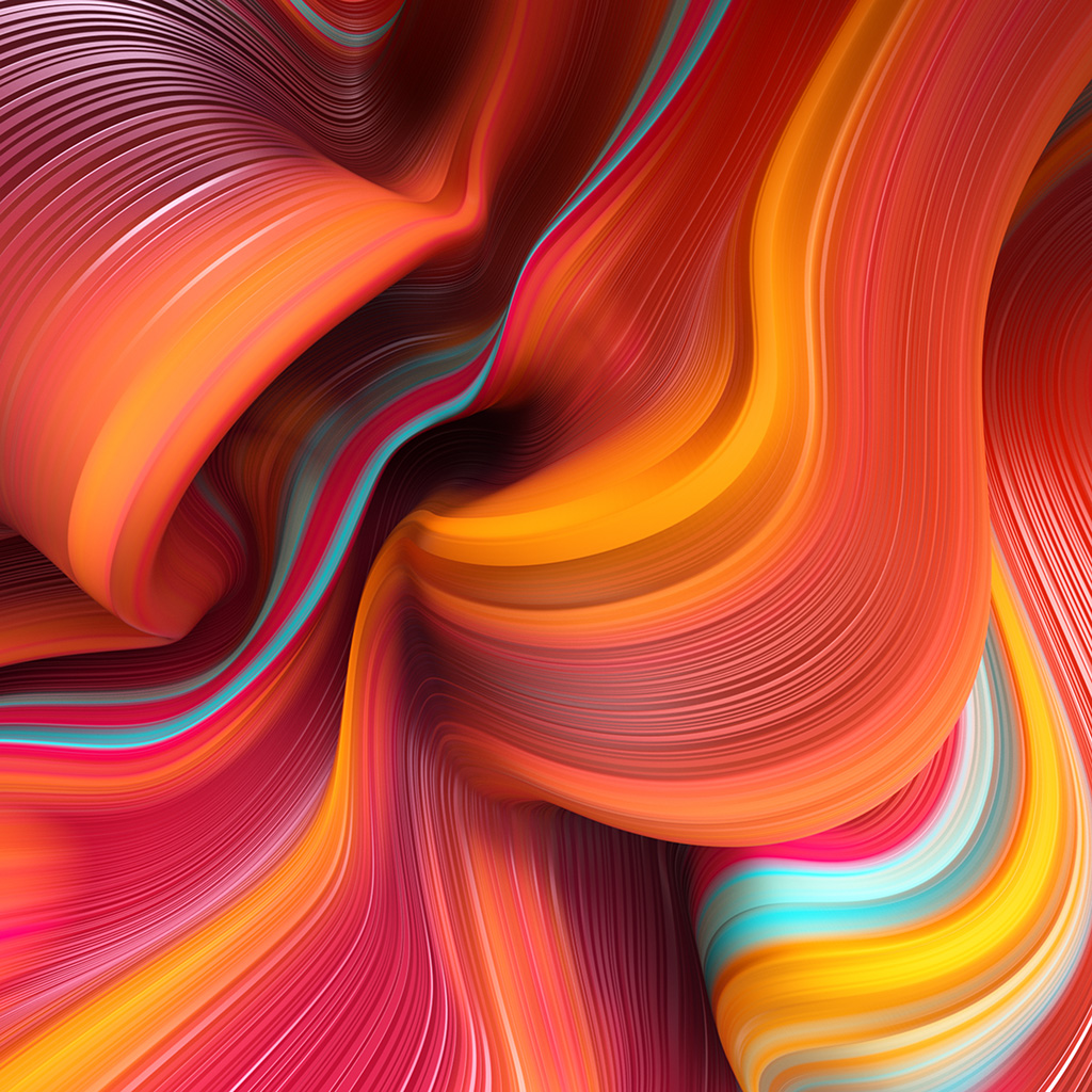 android-wallpaper-wc41-curve-dannyivan-line-abstract-pattern-background-red-wallpaper