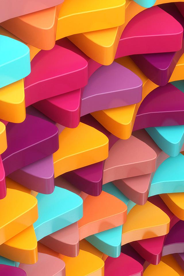 Freeios8 Com Iphone Wallpaper Wc52 Dannyivan Color 3d
