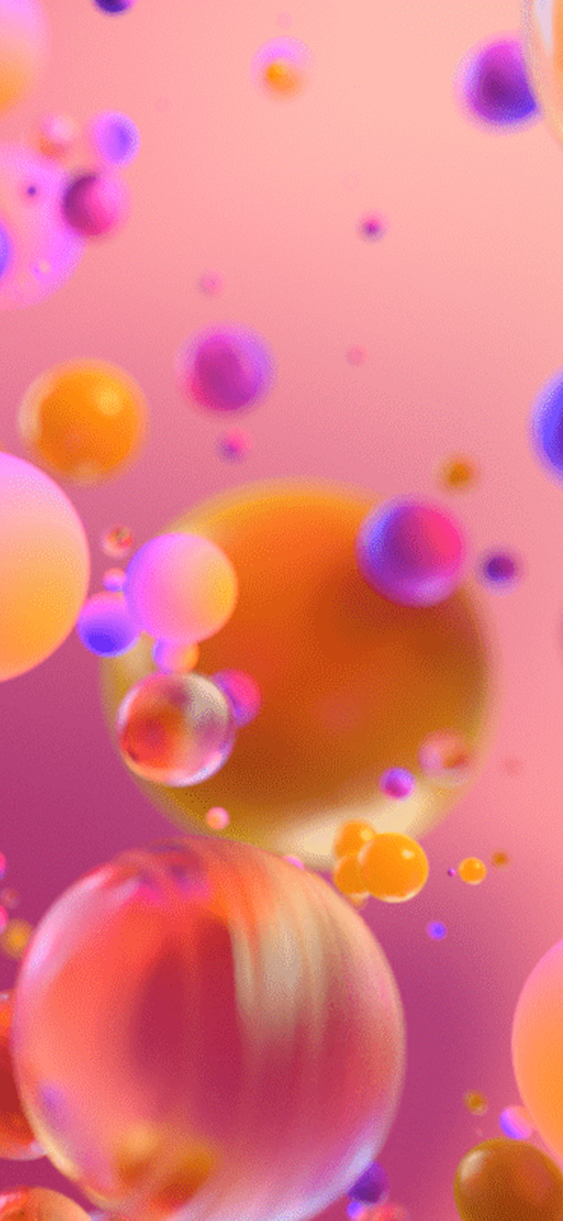 iPhonexpapers.com-Apple-iPhone-wallpaper-wd28-pattern-background-bubble-pink-red-fantastic