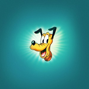 papers.co-ab98-wallpaper-disney-pluto-green-illust-animal-art-1-wallpaper