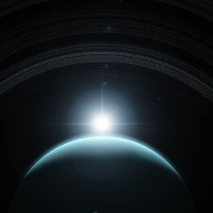 papers.co-mj93-space-planet-blue-interstellar-light-1-wallpaper