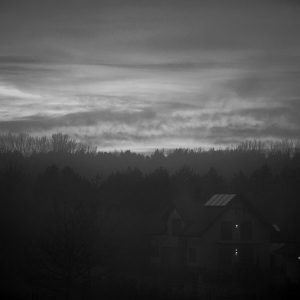 papers.co-mt53-dark-bw-night-sunset-city-town-sky-1-wallpaper